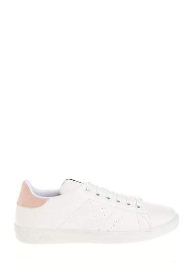 Derigo Sneakers Ayakkabı Pudra